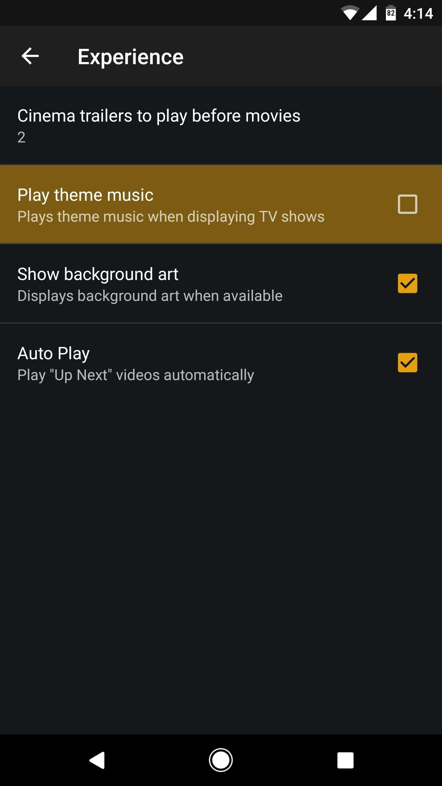 Plex 101: How to Disable Theme Music for TV Shows