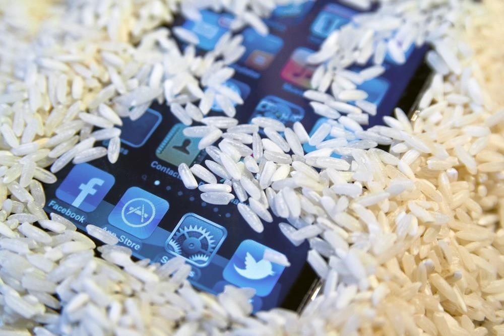 Water Damage: What You Need to Know & Do When Your Phone Gets Wet