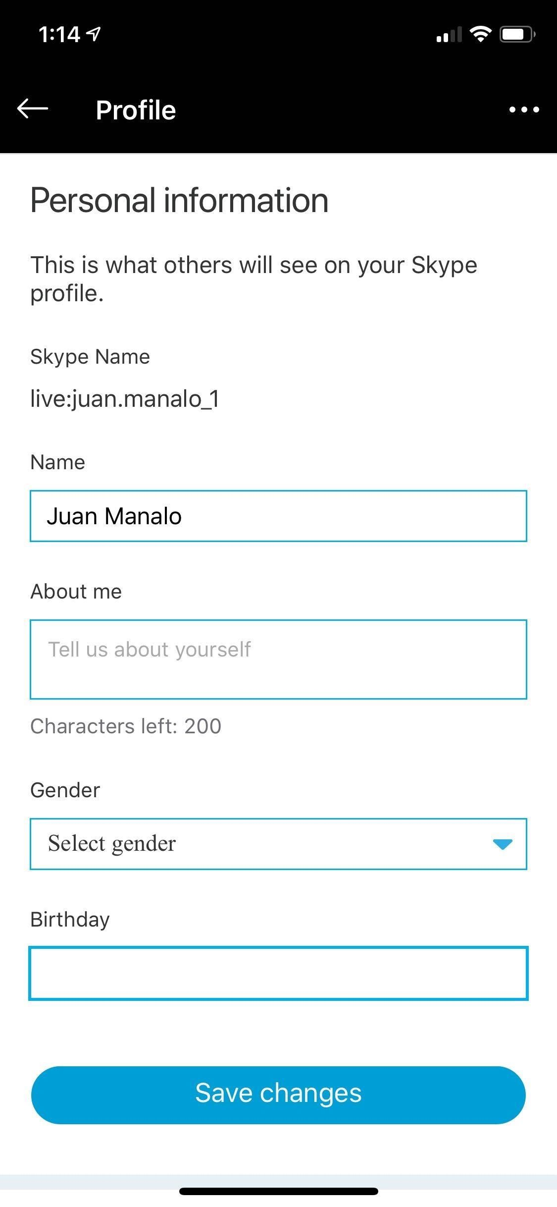 Change Your Display Name on Skype to Stand Out More