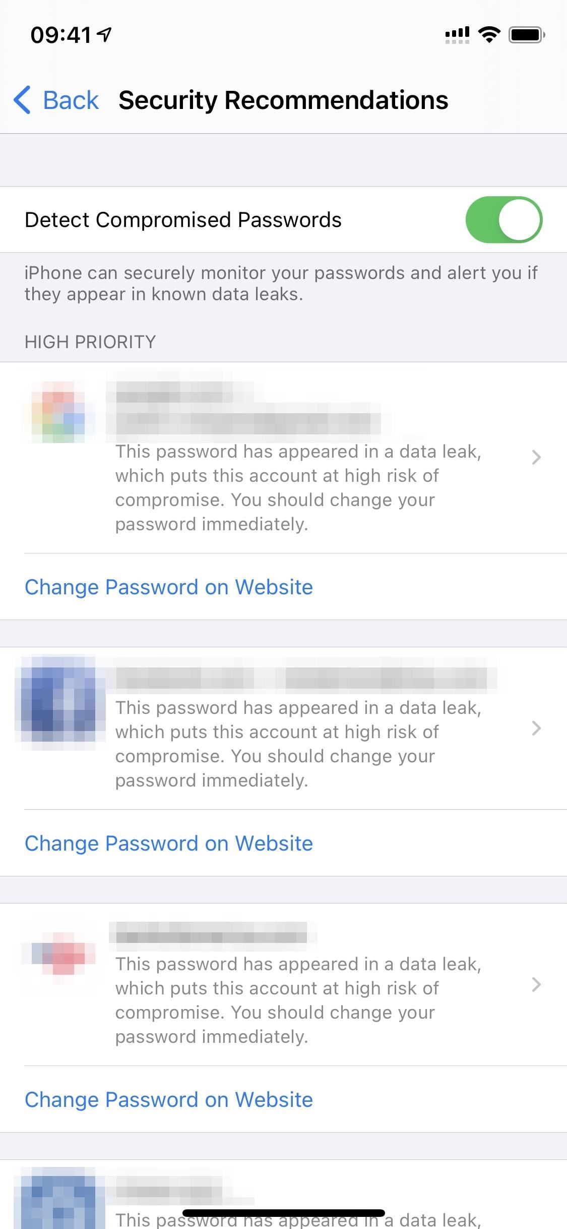 iOS 14 Monitors Your Passwords to Protect You Against Data Breaches — Here's How It Works