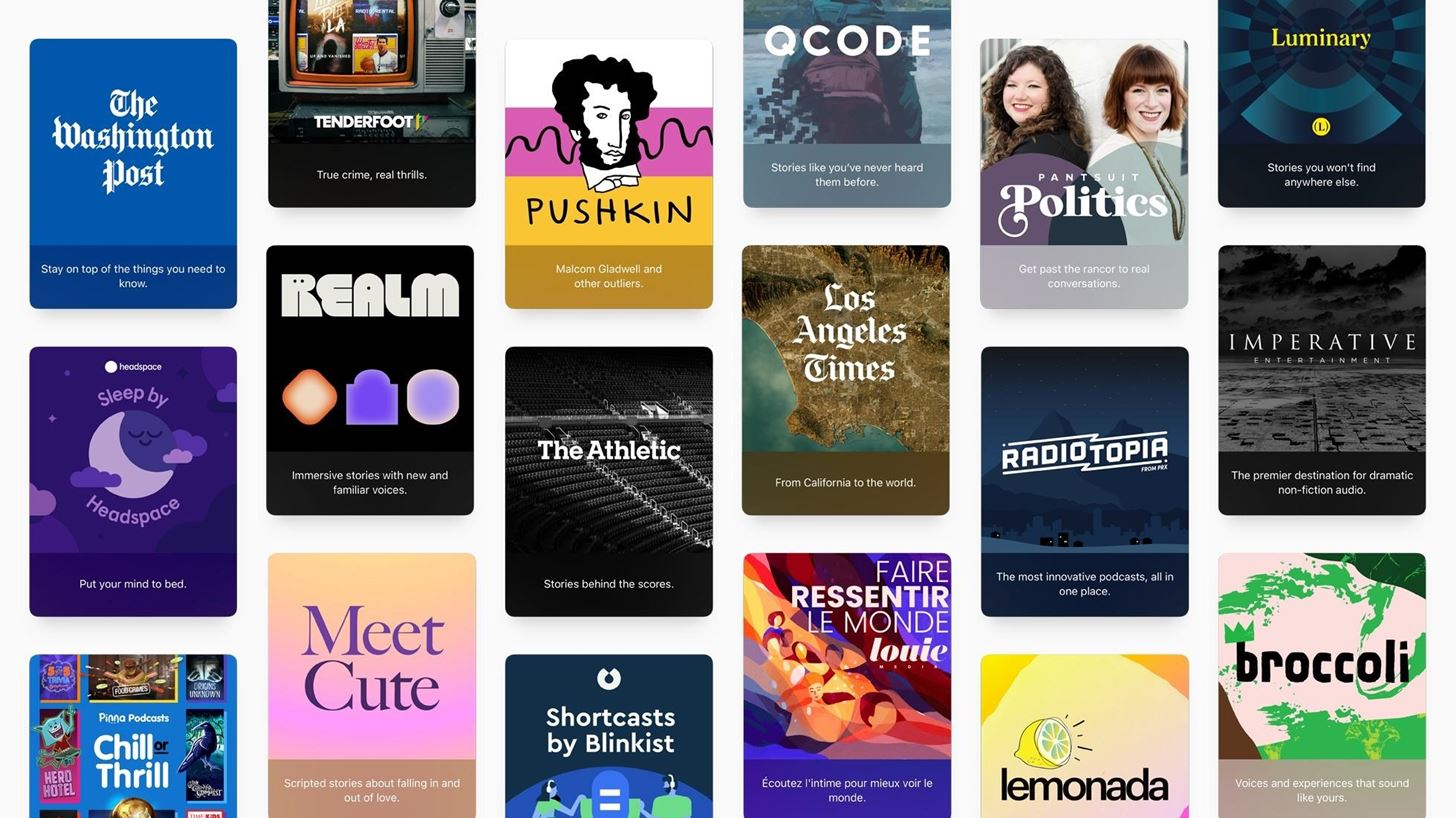 iOS 14.5 Updated Apple Podcasts with 16 Features & Changes You'll Definitely Use on Your iPhone