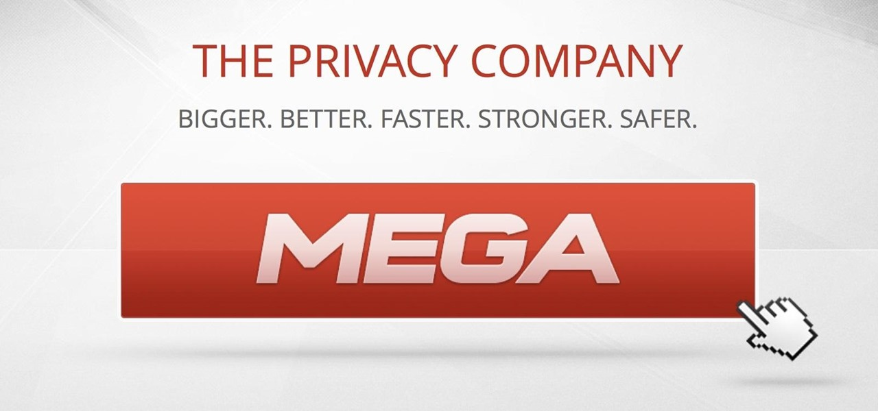 Speed Up Downloads and Uploads for Kim Dotcom's New MEGA When Using Firefox