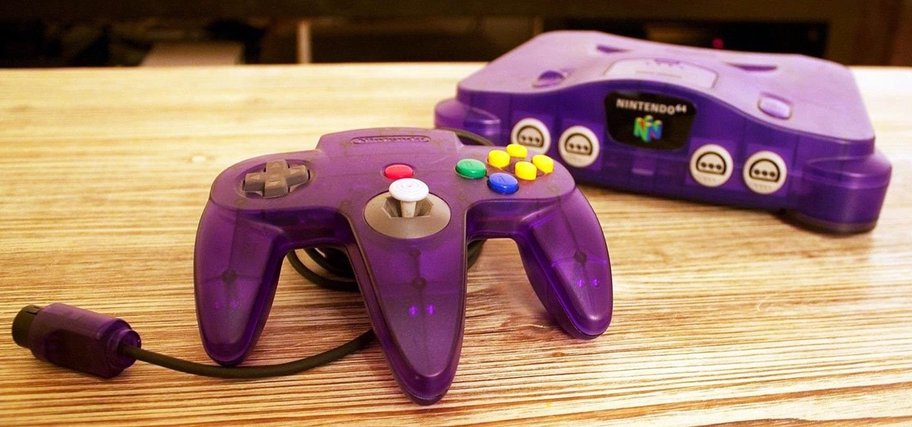 How to Play Super Mario 64 and Other Popular Nintendo 64