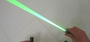 Increase the power of a 5mw green laser pointer