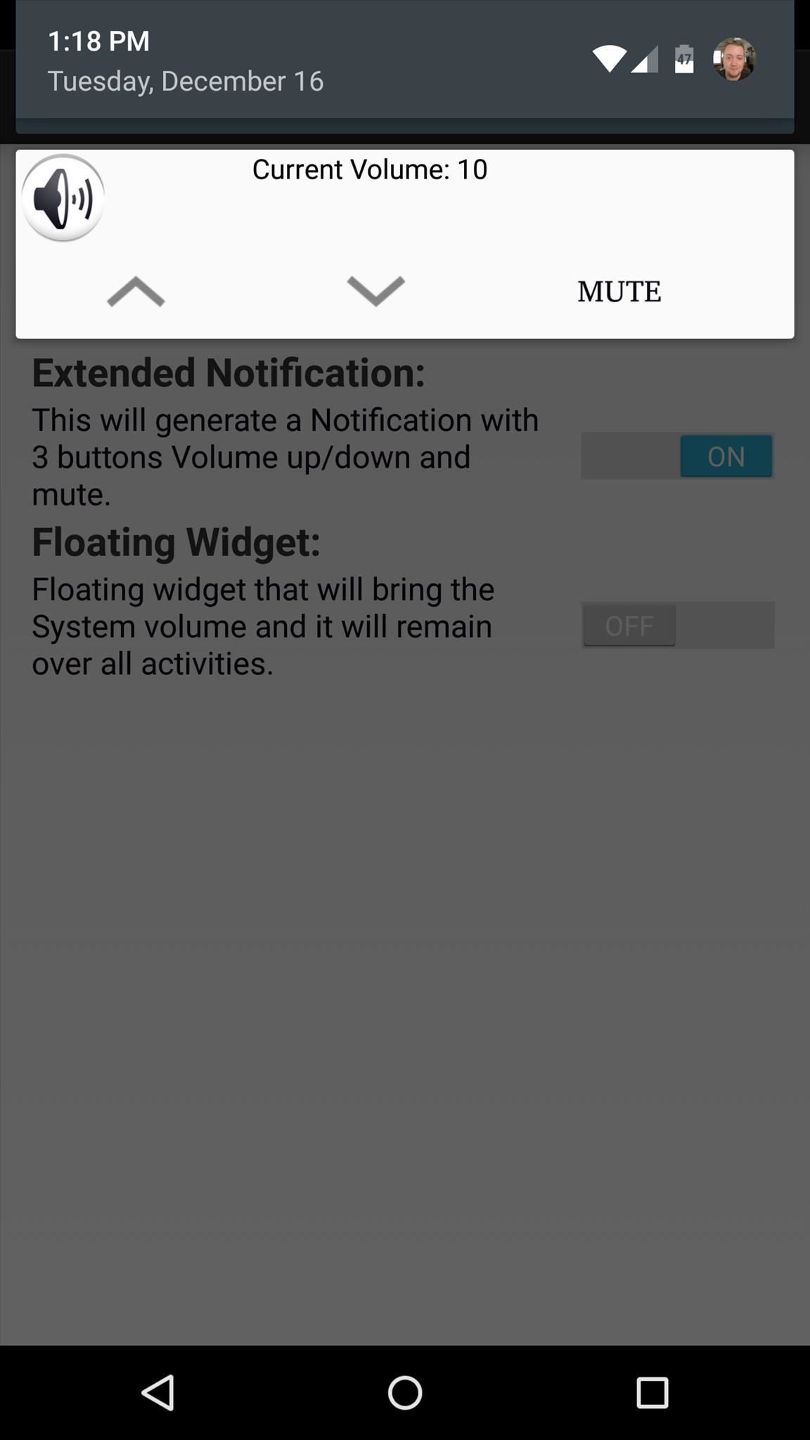 Easily Adjust Sound Levels on Android (Even with Broken Volume Buttons)