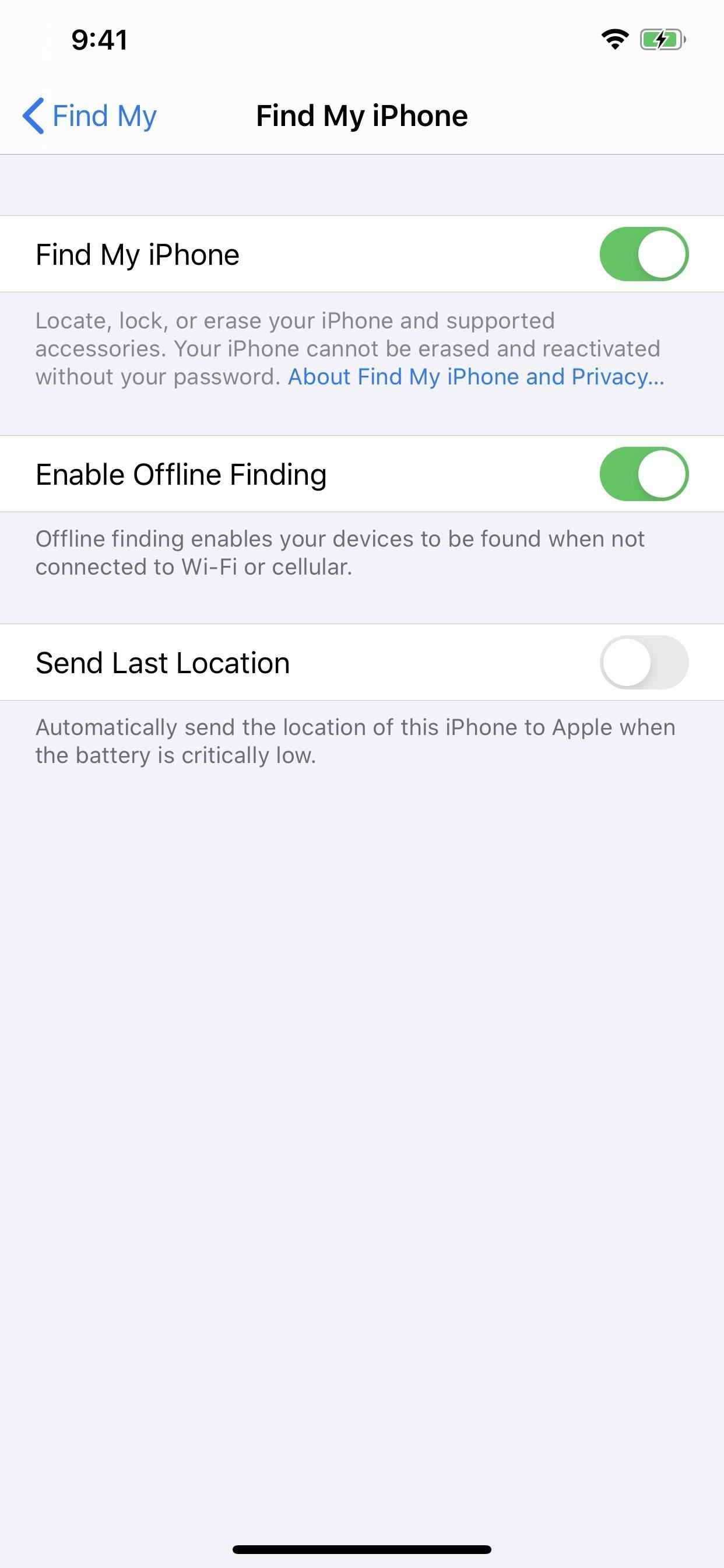 Track Your Lost iPhone, iPad, or Mac Even When Its Offline