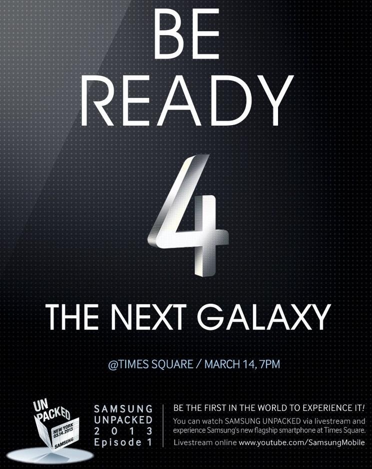 The Samsung Galaxy S4 Rumor Roundup (Live Updates)