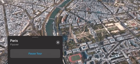 How to Unlock Virtual Reality 'Flyover' Cities in Apple Maps to Navigate & Tour Places in 3D on iPhone