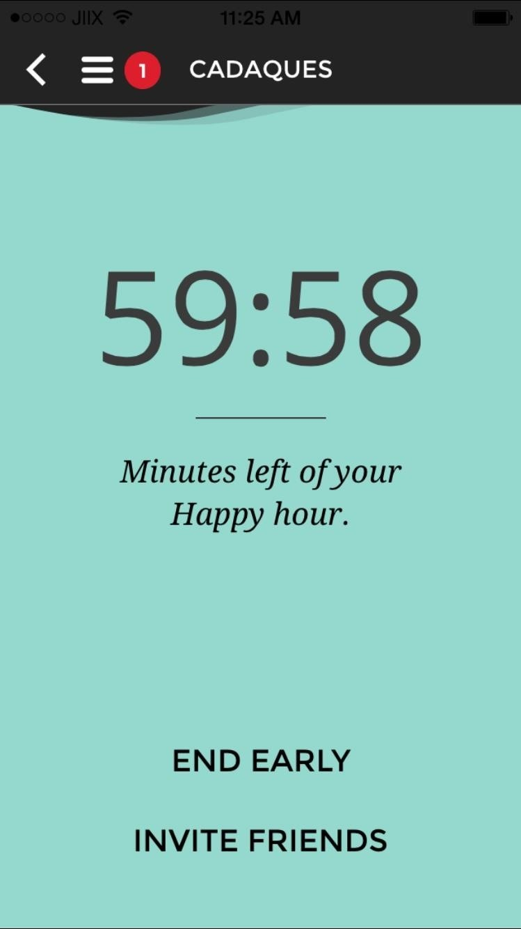 Create Your Own Happy Hour, Any Time You Want
