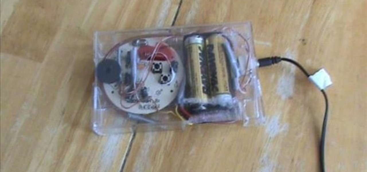 Voltage And Build A Microphone Circuit Hacks Mods Circuitry