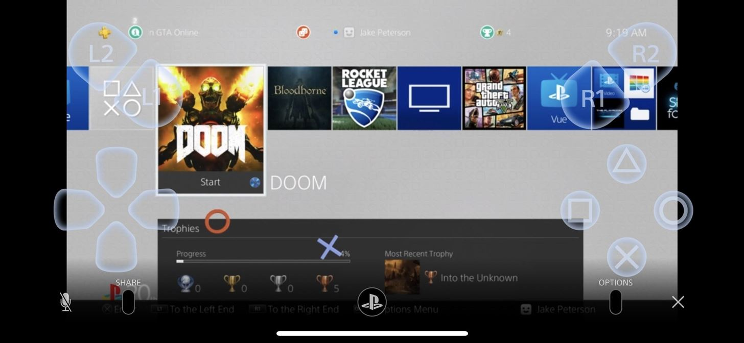 How to Play Your Own PS4 Games on Your iPhone with Sony's