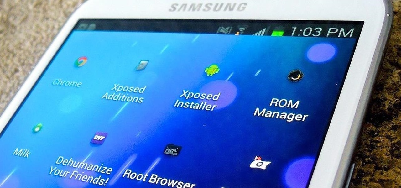 Customize Your Android System's UI Elements on the Samsung Galaxy Note 2