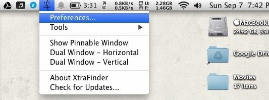 Completely Trick Out Finder on Your Mac with XtraFinder