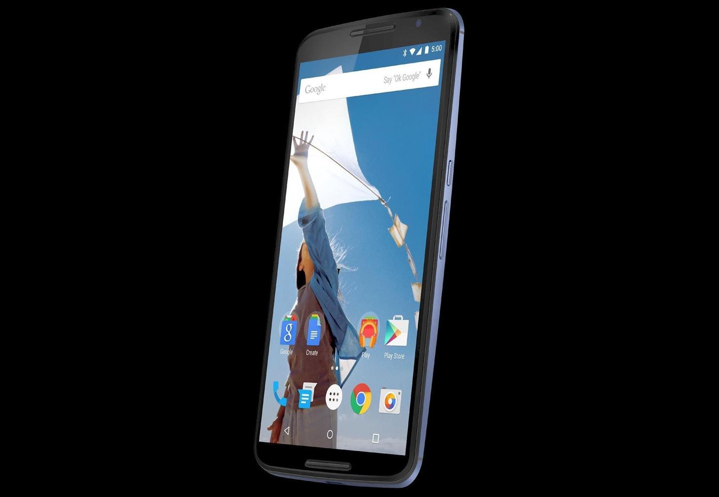 Google Teases Nexus 6 in Leaked Android Ads