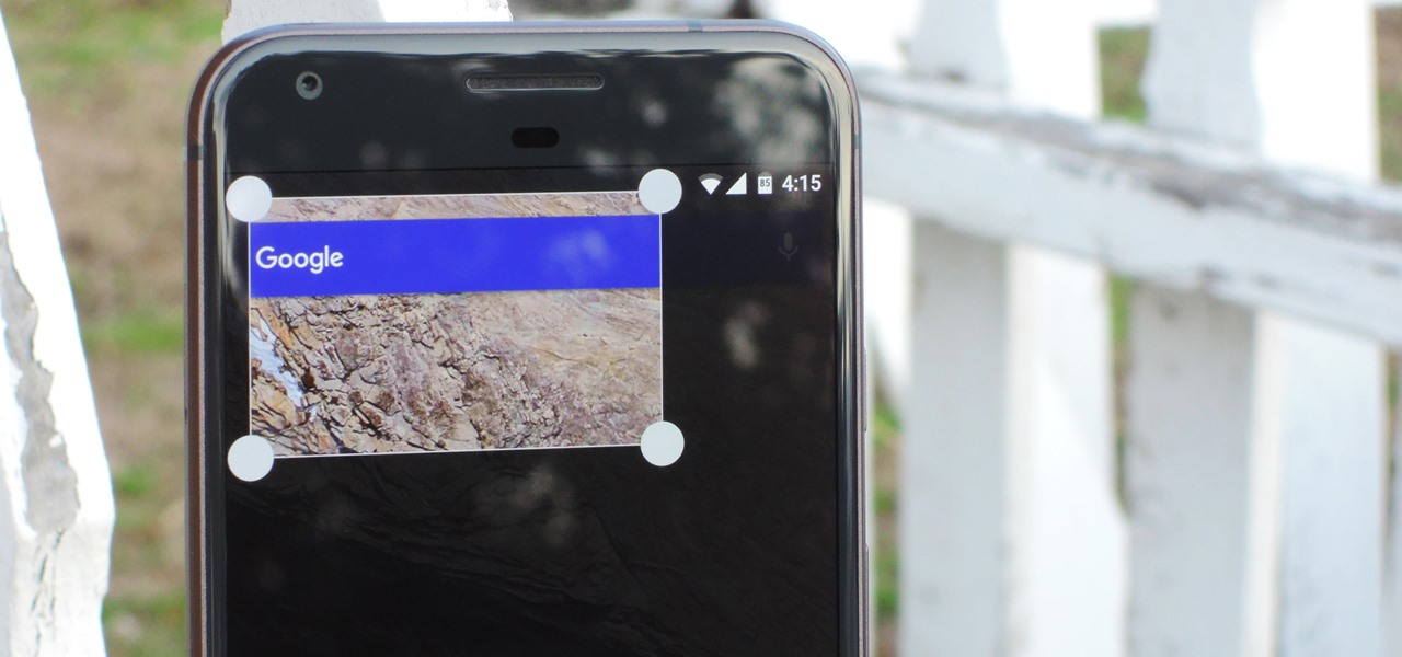 Take Partial Screenshots on Android