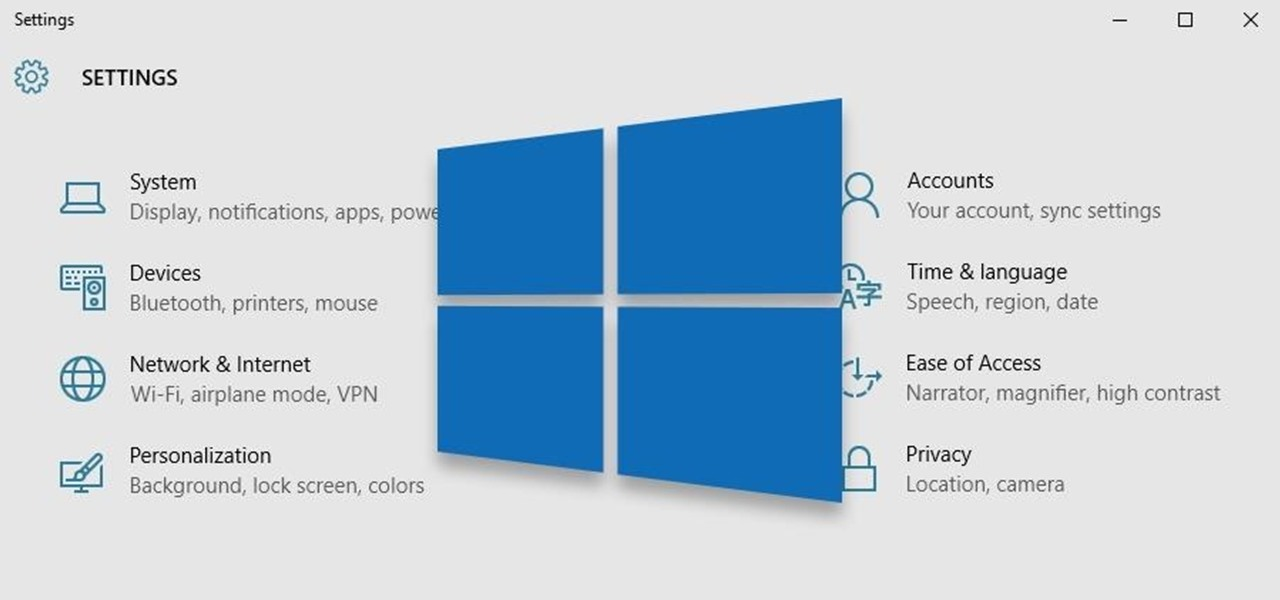 Everything You Need to Disable in Windows 10