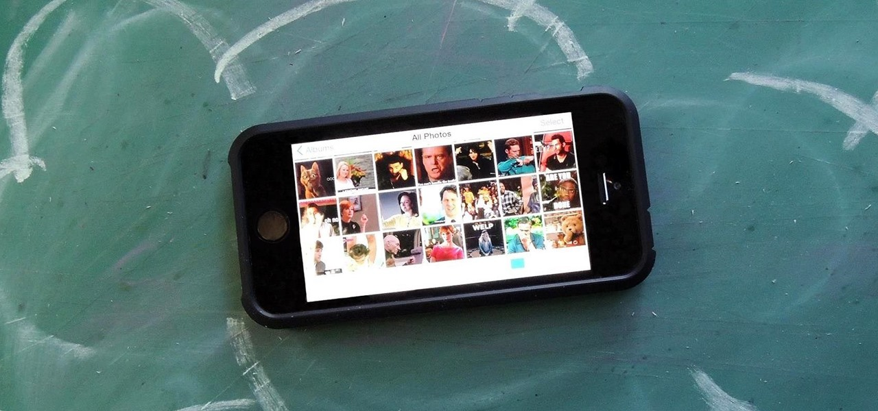 Keep Photos from Hogging Your iPhone's Storage