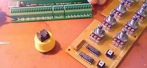 Build a simple MIDI controller