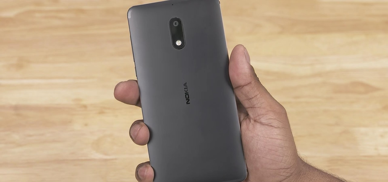 The Nokia 6 Is Finally Coming to the US (Maybe)