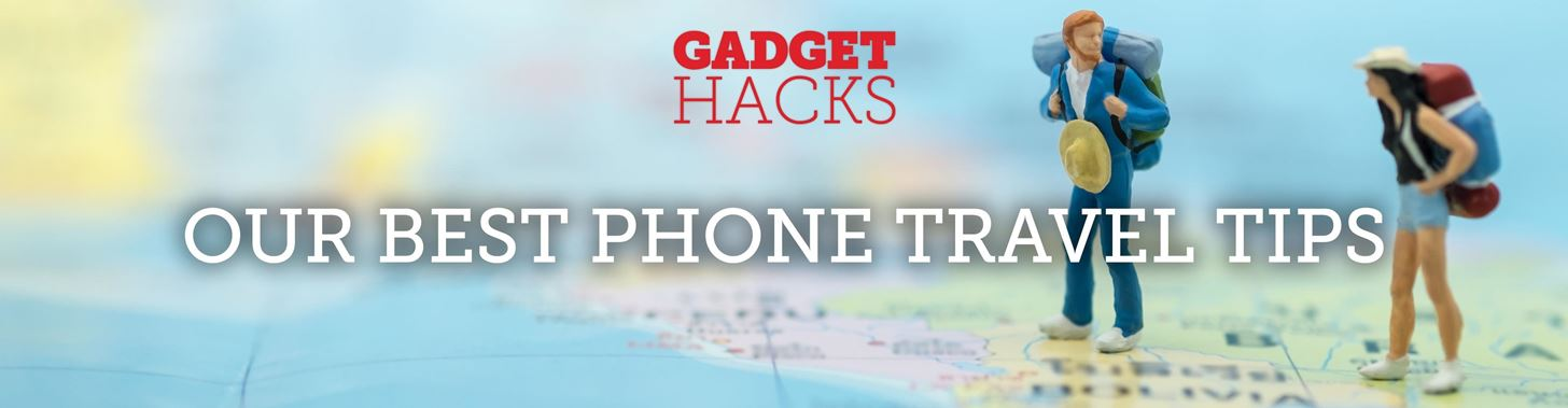 Transform a Holiday into a Treasure Hunt with Just Your Phone