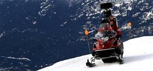 Google Street View Takes You Inside the Olympics (via Snowmobile)