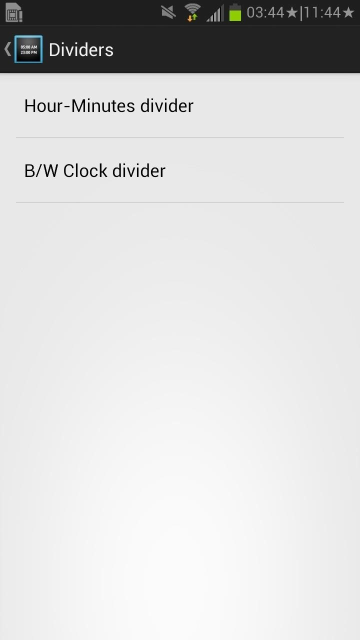 How to Add a Second Status Bar Clock on Your Samsung Galaxy Note 2 for Different Time Zones
