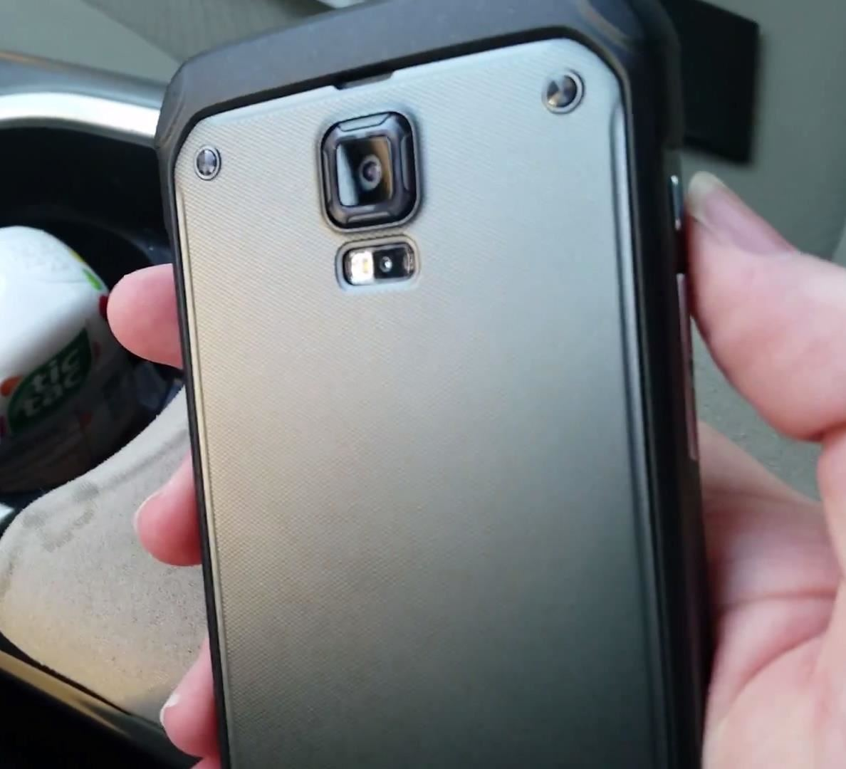 All New Samsung Galaxy S5 Active Leaked (Updated)