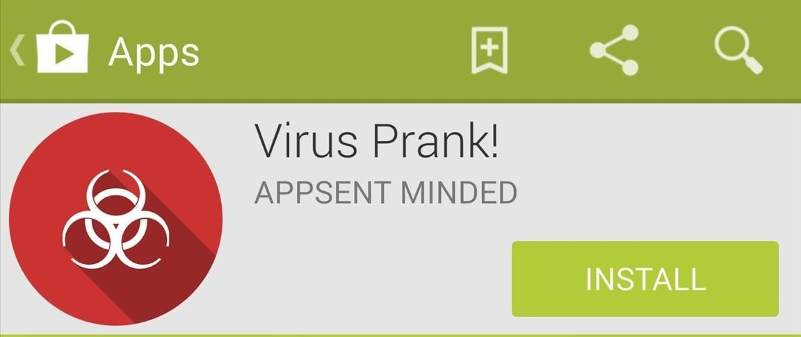 Blue Screen of Death: Prank Your Friend's Precious Android Phone with Fake Viruses