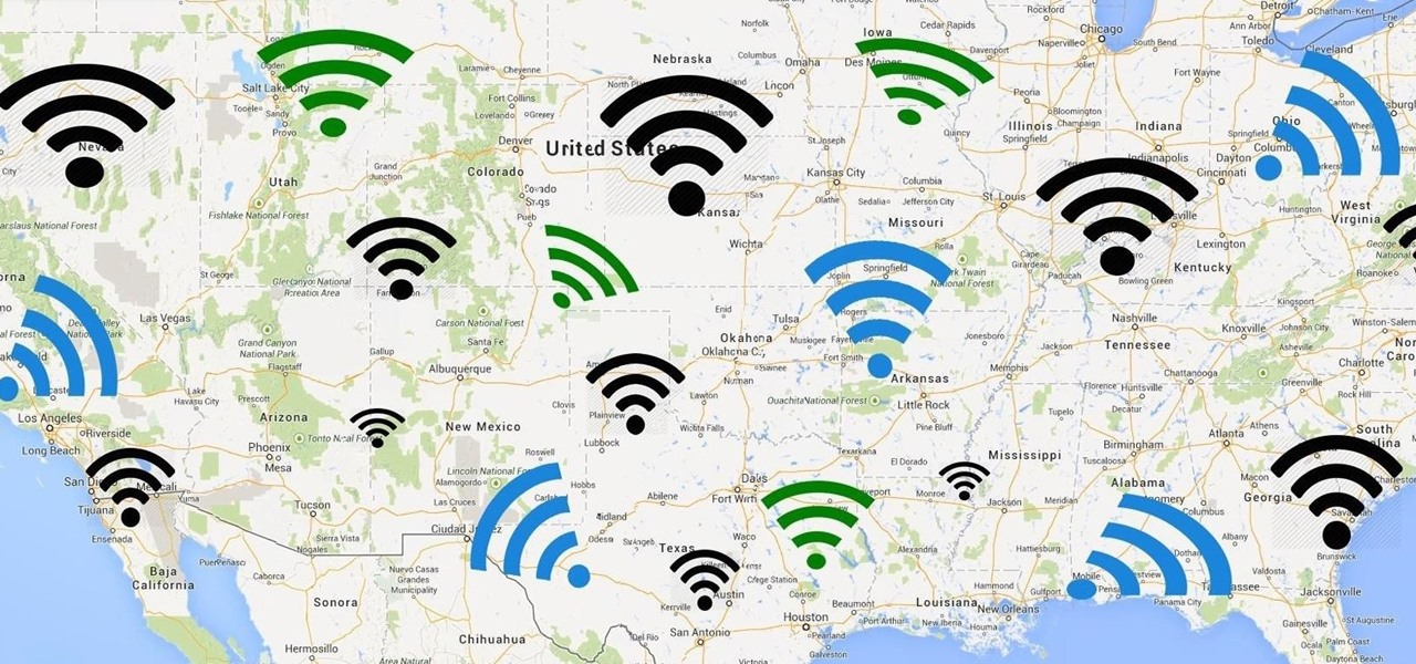 Connect to Protected Wi-Fi Hotspots for Free Without Any Passwords
