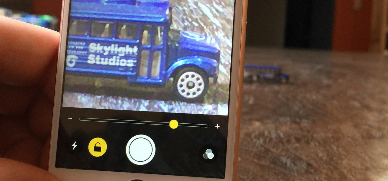 Activate Your iPhone's Hidden Magnifying Glass for Extreme Zooming