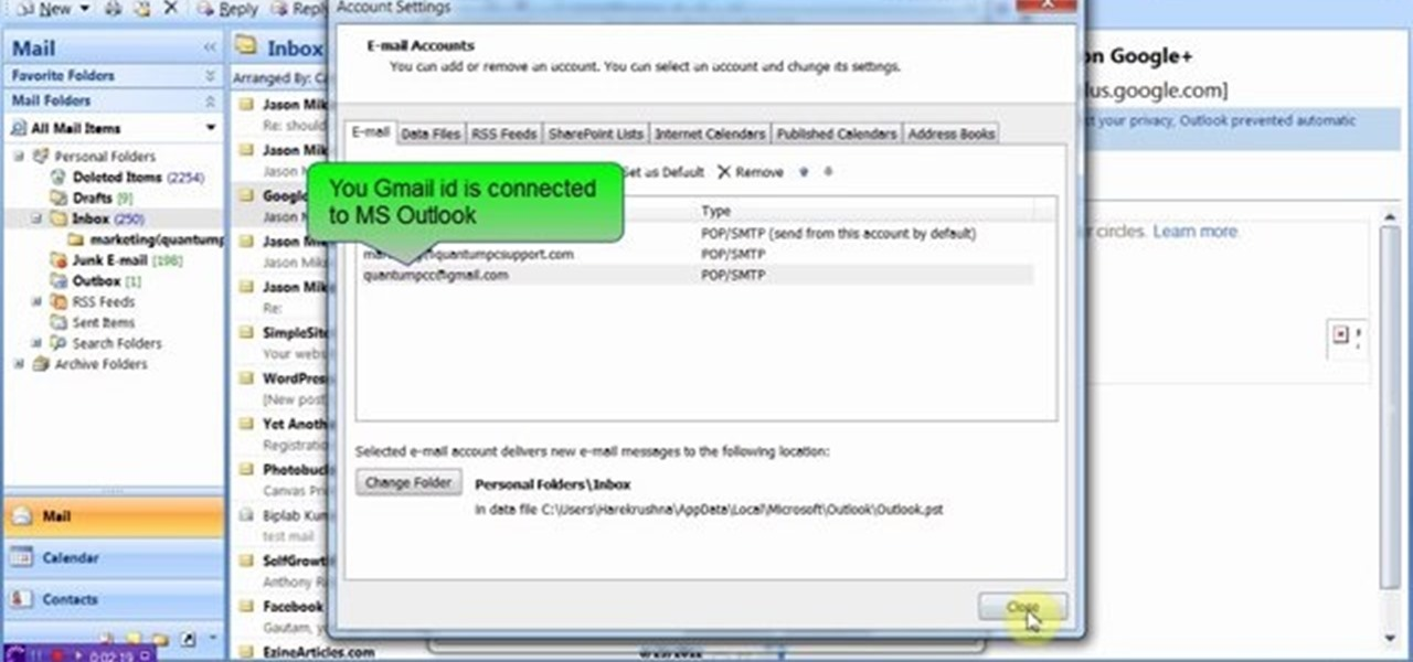 Take Your Gmail Backup in Your PC or MS Outlook Express