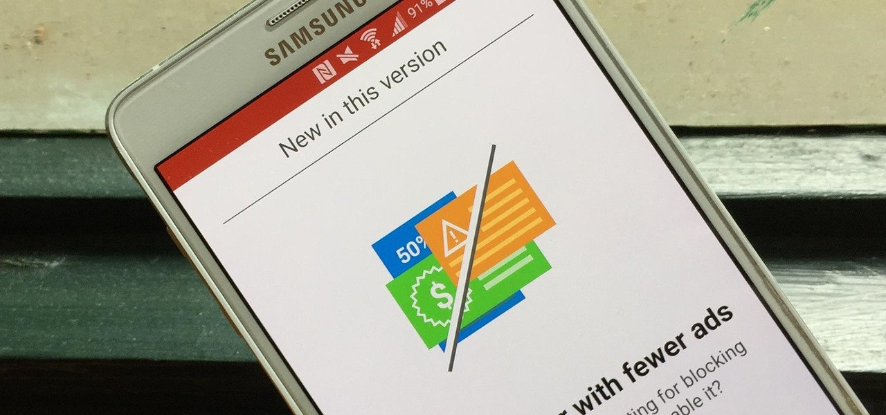 Opera's Android Browser Just Got Native Ad-Blocking