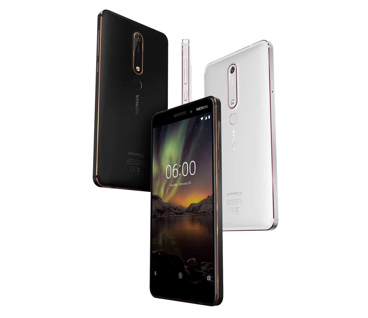 The New Nokia 6.1 Is a Solid Upgrade to One of Last Year's Most Durable Budget Phones