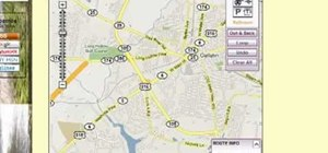 Map a walking route with MapMyWalks on Android
