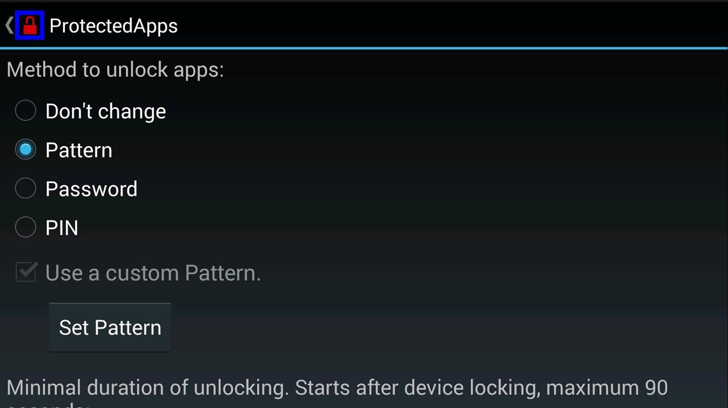 How to Add a Password, Pattern, or PIN Lock to Any App on