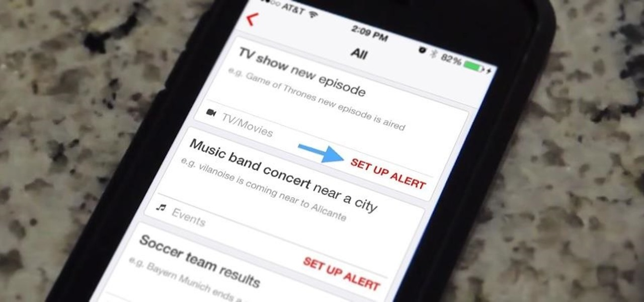 Get Custom iPhone Alerts for Shows, Films, Games, Weather, & More with Hooks