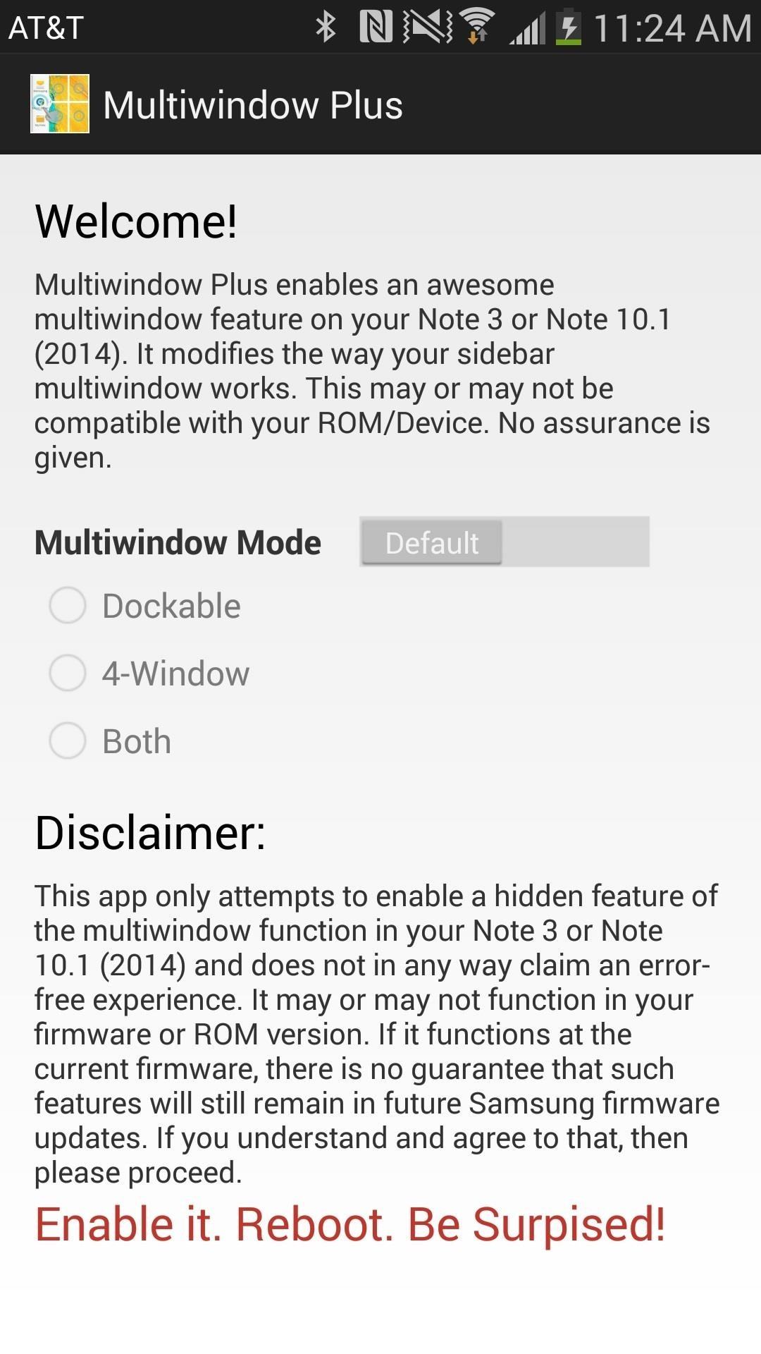 How to Enable the Hidden Multi Window Features on Your Samsung Galaxy Note 3
