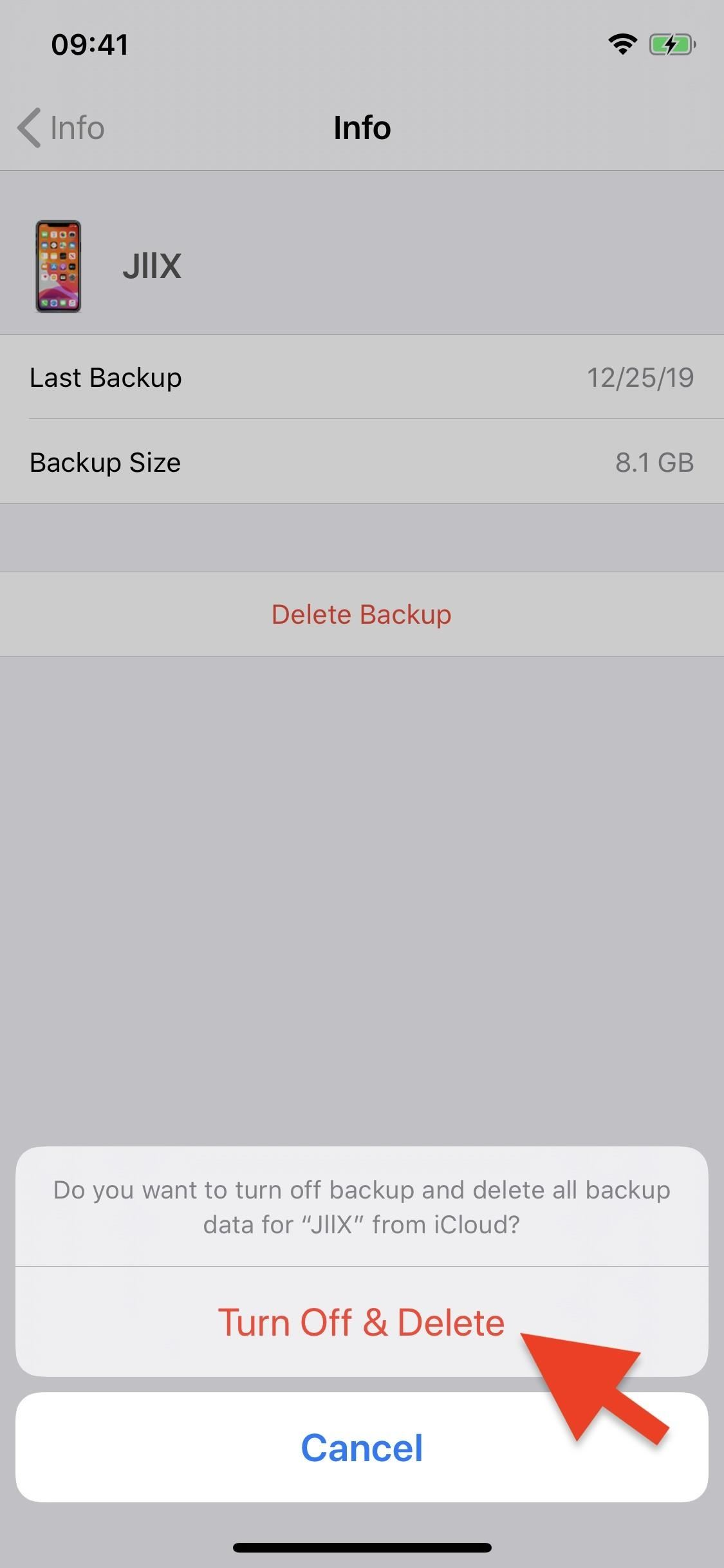 Doing This Will Free Up Gigabytes of iCloud Storage Instantly