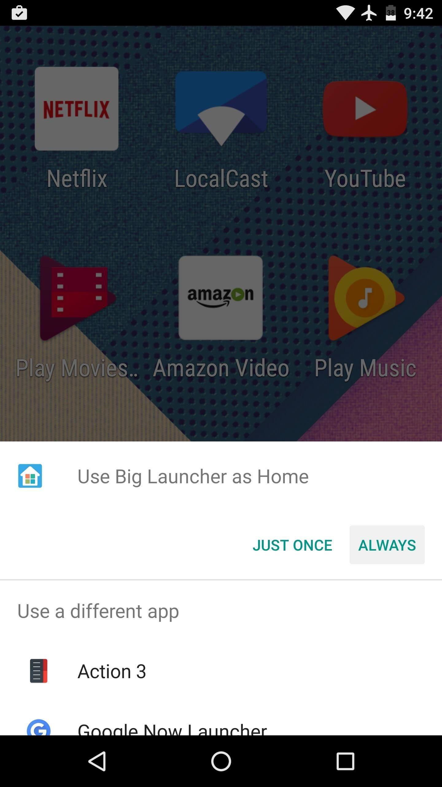 Turn an Old Android Phone into a Chromecast Remote