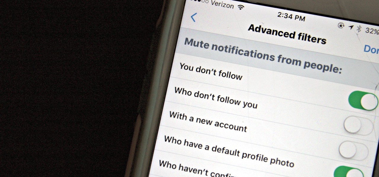 How to Stop Getting Notifications from Anyone That You Don't Know