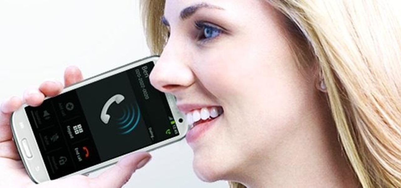 Automatically Use Speakerphone When You Move Your Face Away During a Call