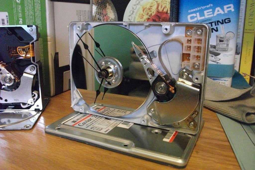 10 Unique & Practical Ways to Repurpose Your Old Hard Disk Drives
