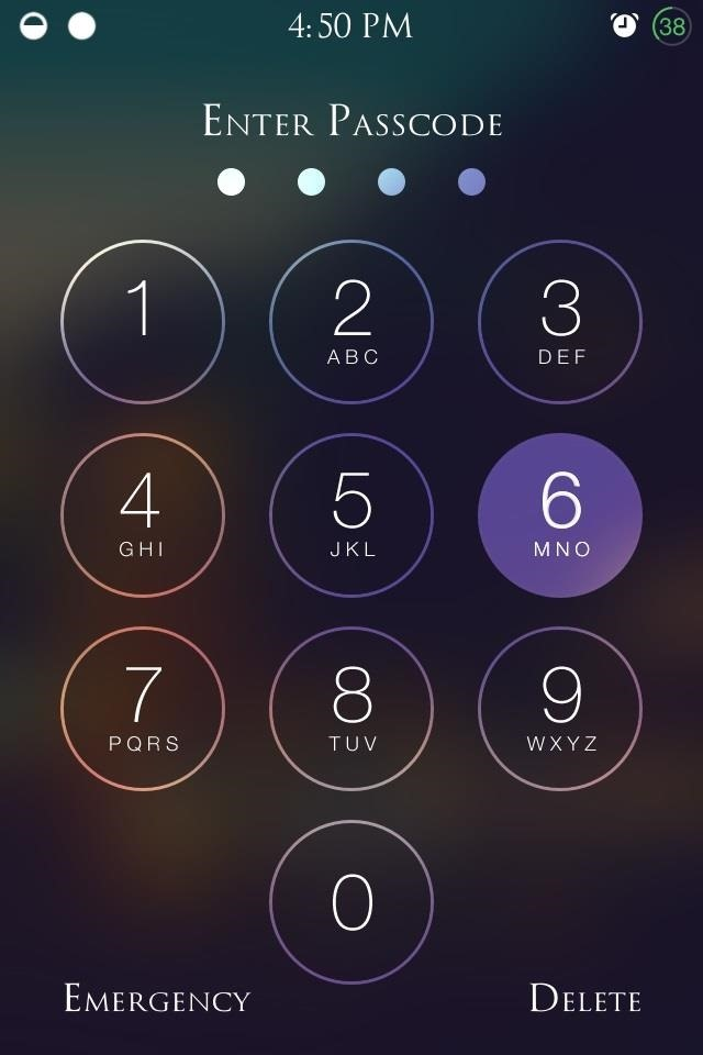 How to Speed Dial Securely from Your iPhone's Lock Screen with Custom Passcode Contacts