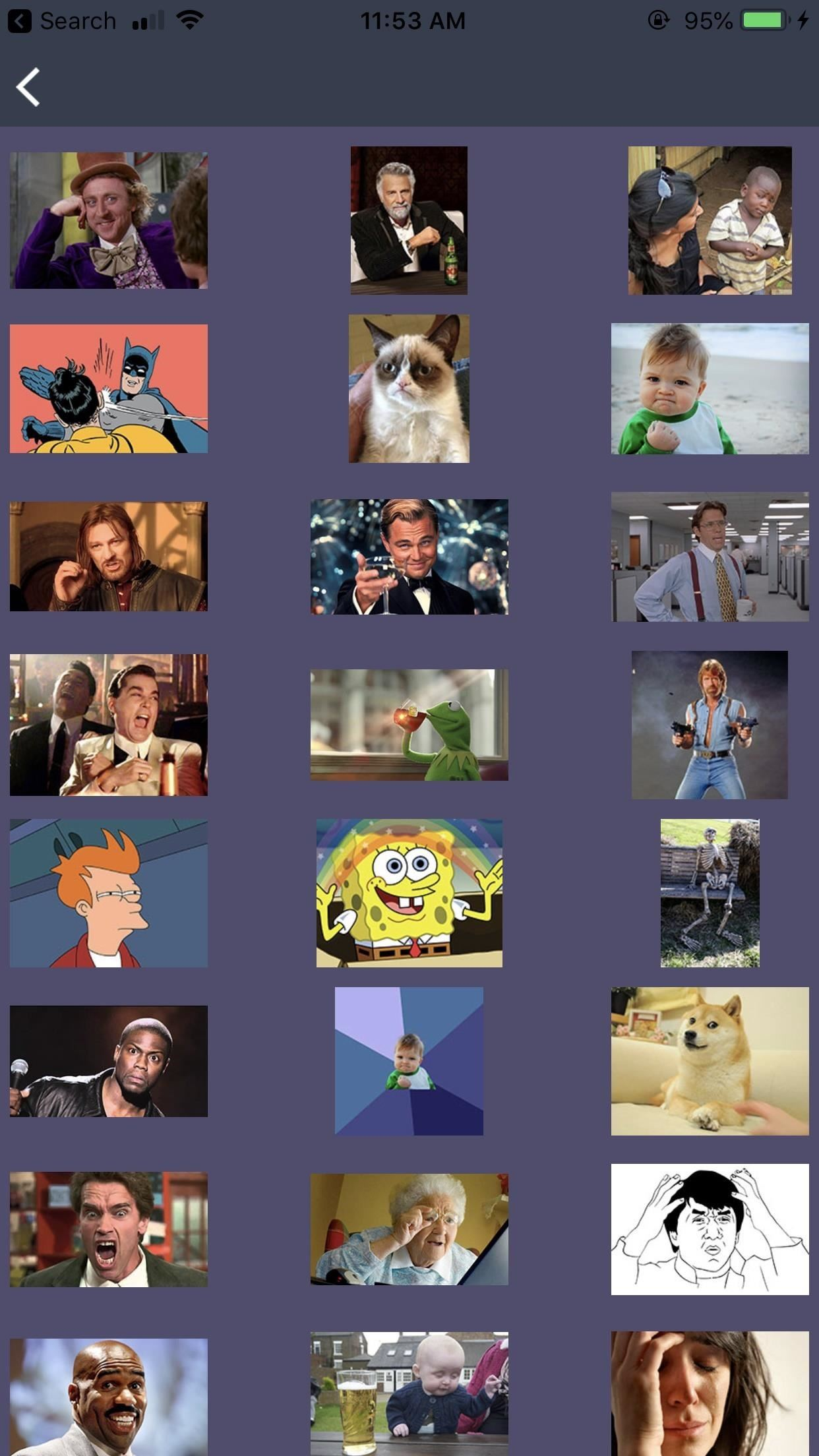 Generate Viral Memes Like a Pro with These Apps for Your iPhone