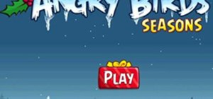 Beat Angry Birds Seasons... One Day at a Time (25 Days of Christmas)