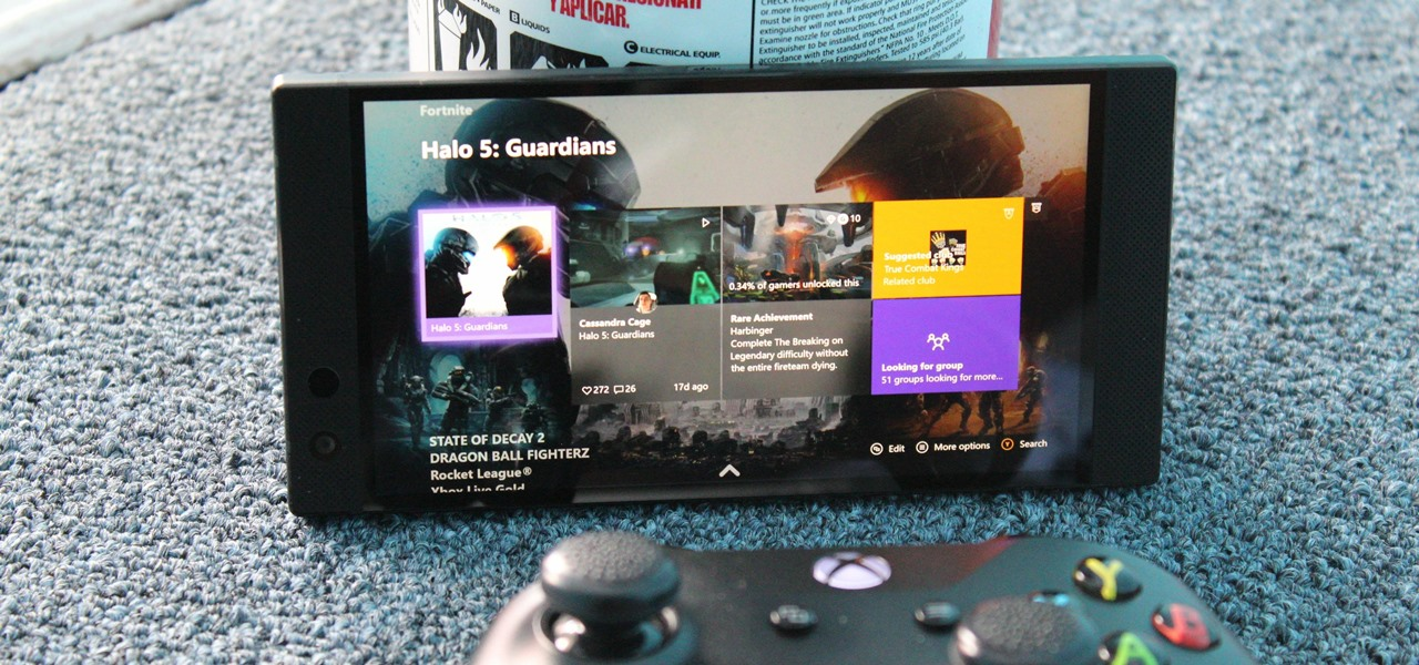 Play Your Favorite Xbox One Games on iPhone or Android