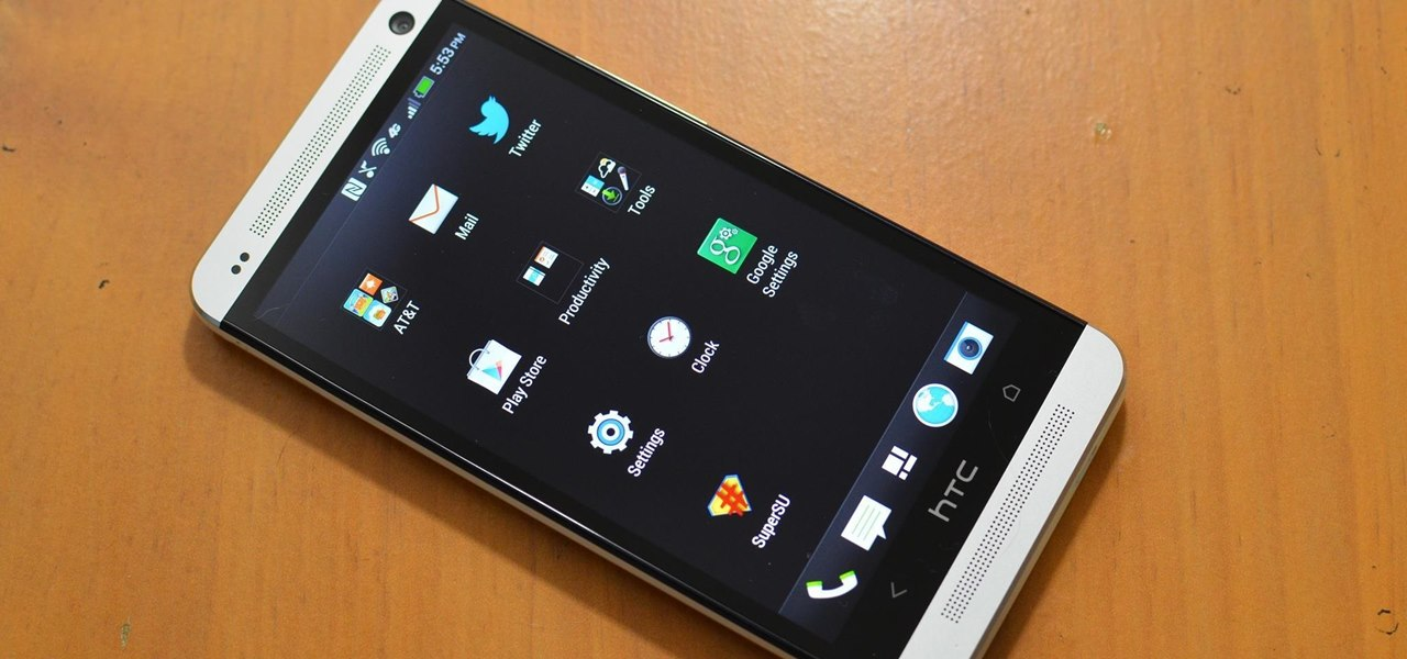 Unlock Your Bootloader, Root Your HTC One, & Install a Custom Recovery (Using TWRP)