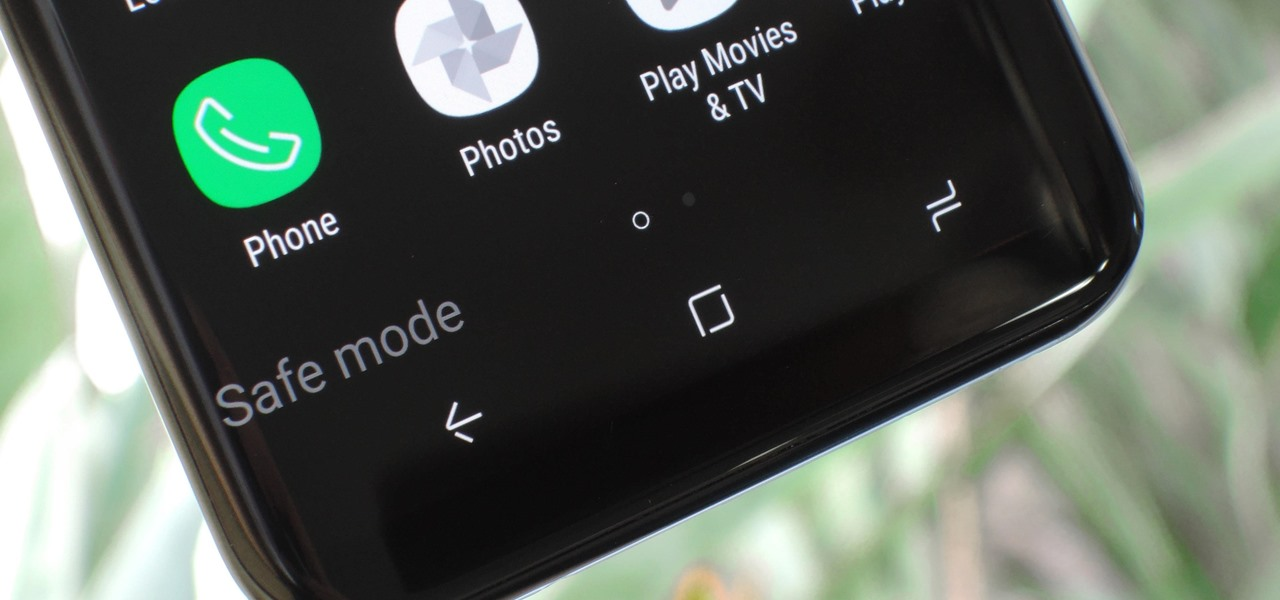 How to Boot Your Galaxy S9 or S9+ into Safe Mode « Android :: Gadget