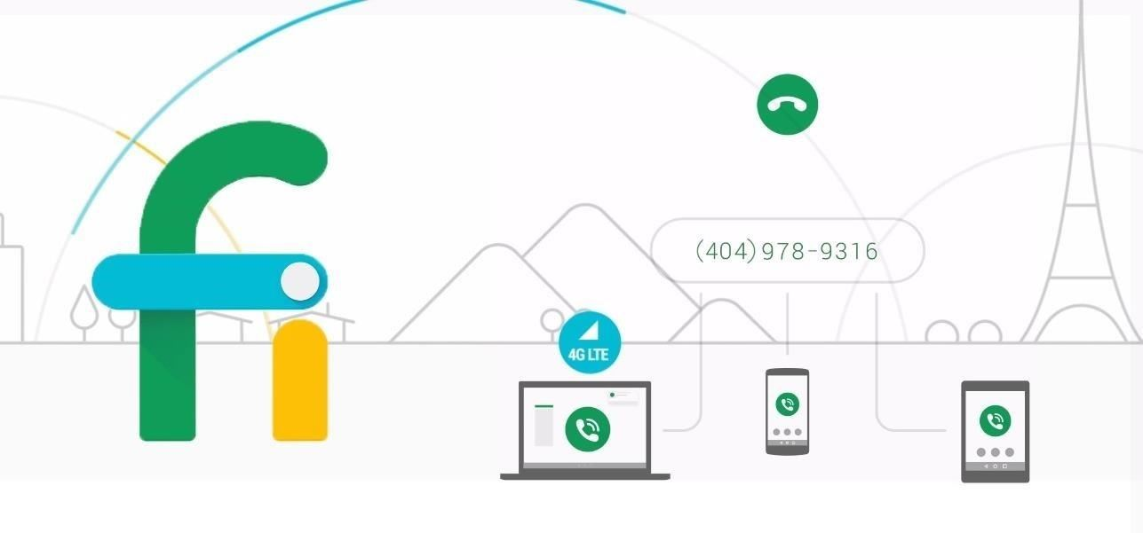 Google Just Launched a Cell Service—Here's What You Need to Know About Project Fi