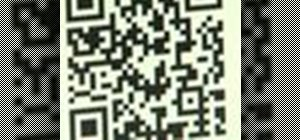 Use QR or quick-response bar codes with your cell phone